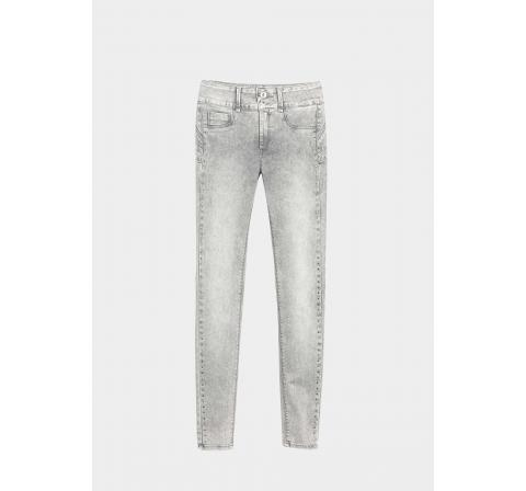 Tiffosi mujer one_size_double_up_52 gris - Imagen 1