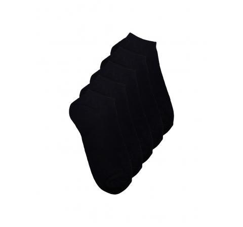 Jack&jones noos jacdongo socks 5 pack noos negro - Imagen 2