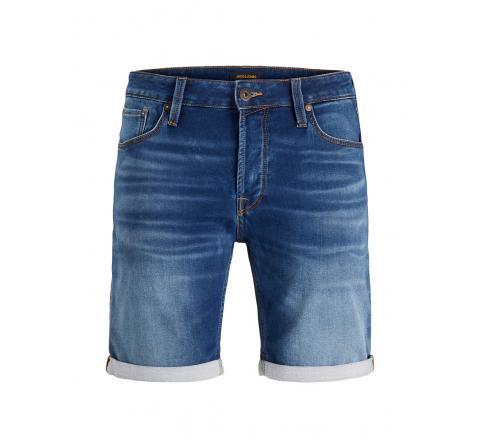 Jack&jones noos jjirick jjicon shorts ge 006 i.k sts denim oscuro - Imagen 5