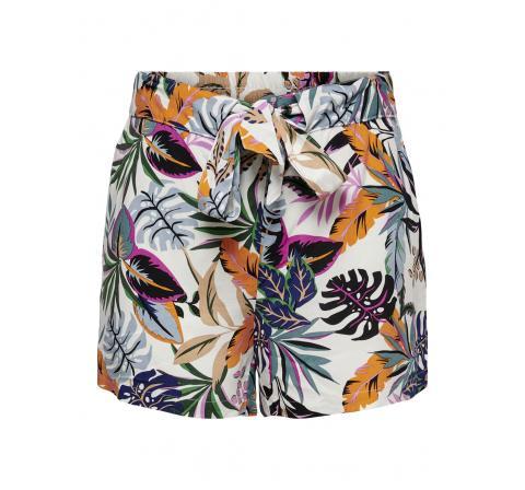 Jdy jdystaar life shorts wvn blanco - Imagen 3