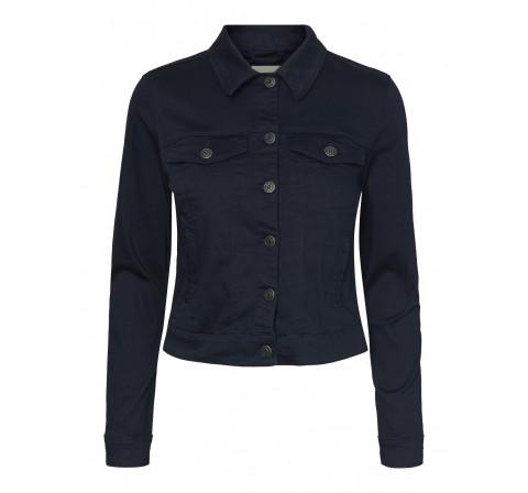 Veromoda vmhot soya ls jacket color marino - Imagen 4