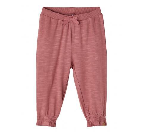 Name it baby niÑa nbflene light sweat pant rosa - Imagen 1
