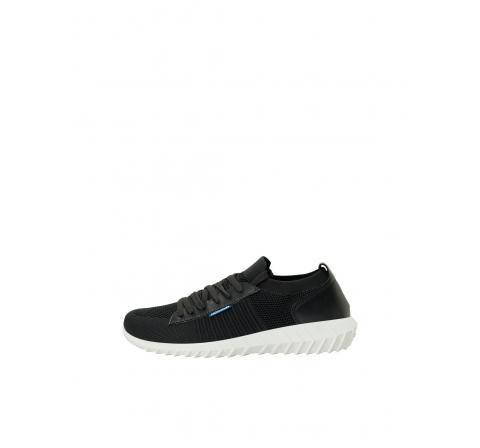 Jack&jones footwear jfwtyson mesh anthracite noos gris - Imagen 1