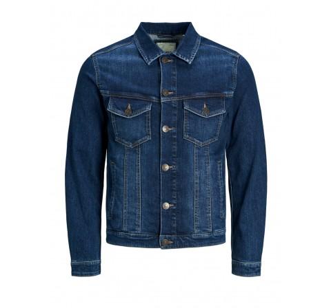 Produkt pktakm anton denim jacket he denim oscuro - Imagen 1