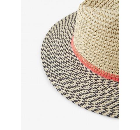 Pieces pcnabiha straw hat sww caldera - Imagen 1