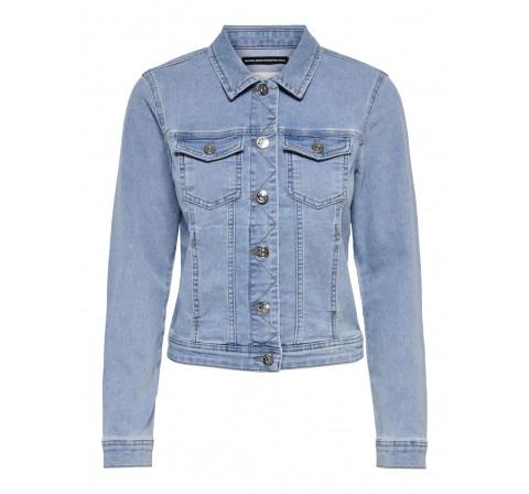 Only onlwesta ls jacket bb pim009 denim claro - Imagen 1