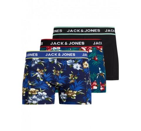 Jack&jones jacflower trunks 3 pack.noos negro - Imagen 1