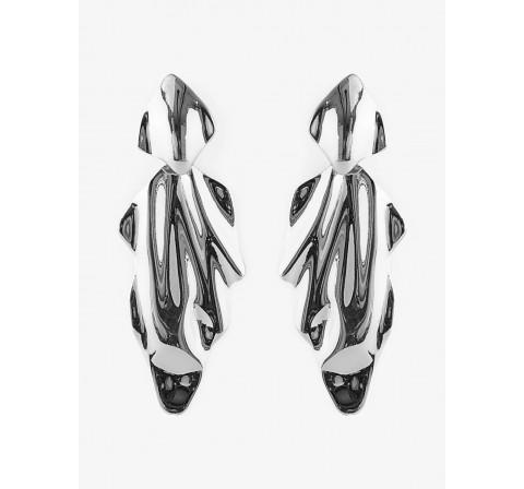 Pieces pcmelanie earrings plata - Imagen 2