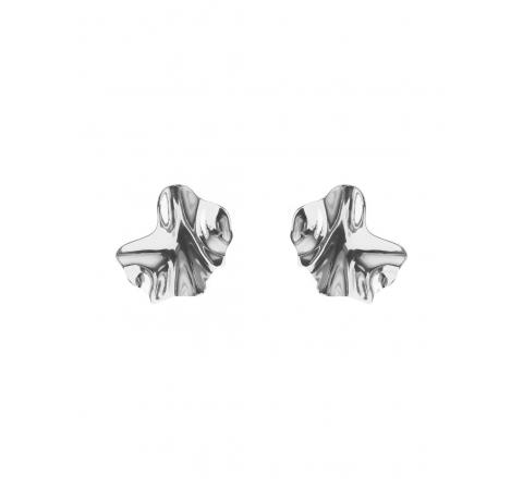 Pieces pcshaylee earrings plata - Imagen 2