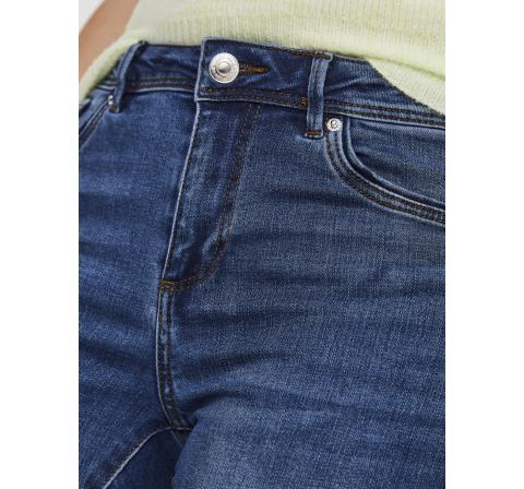 Veromoda vmtanya mr s piping jeans vi369 noos denim oscuro - Imagen 4