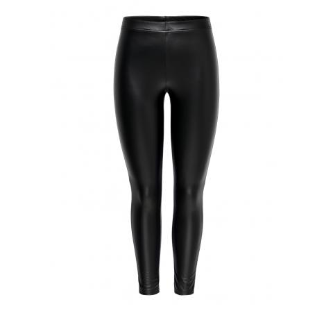 Jdy jdystine pu leggings jrs negro - Imagen 1