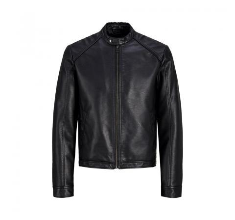 Produkt pktdln dylan pu biker jacket negro - Imagen 1