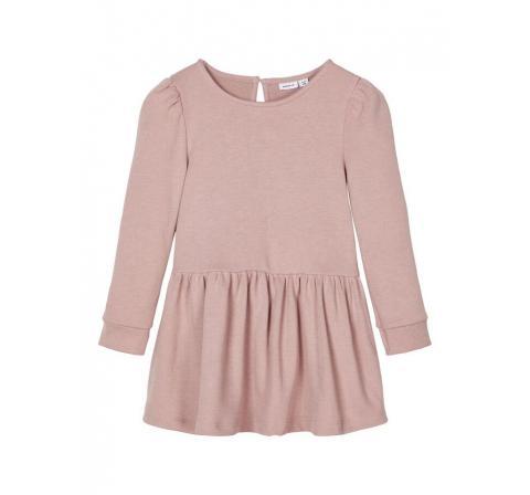 Name it mini niÑa nmfofelia ls swe dress unb morado - Imagen 1
