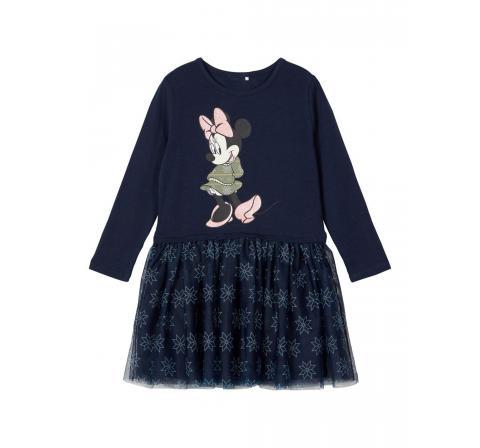 Name it mini niÑa nmfminnie orsa ls dress wdi marino - Imagen 1