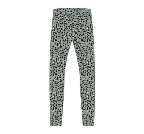 Name it mini niÑa nmfbeata leggings gris - Imagen 1