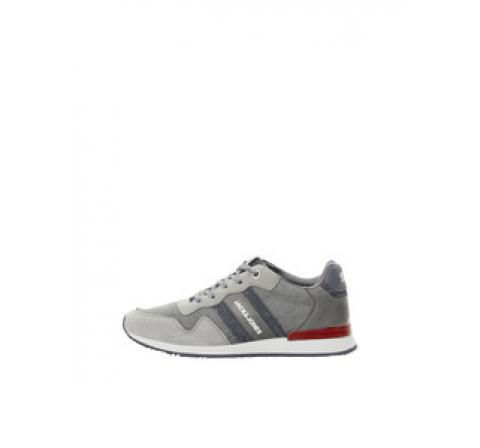 Jack&jones footwear jfwstellar textile frost grey gris - Imagen 1