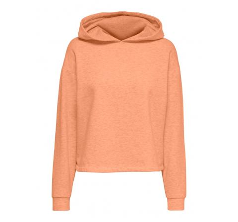 Only onlcomfy life l/s hood swt coral - Imagen 1