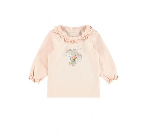 Name it baby niÑa nbfberita ls top box rosa - Imagen 1