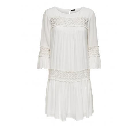 Only noos onltyra 3/4 life short dress wvn noos blanco - Imagen 1