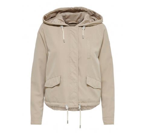 Only shoes onlskylar hood spring jacket cc otw gris - Imagen 1