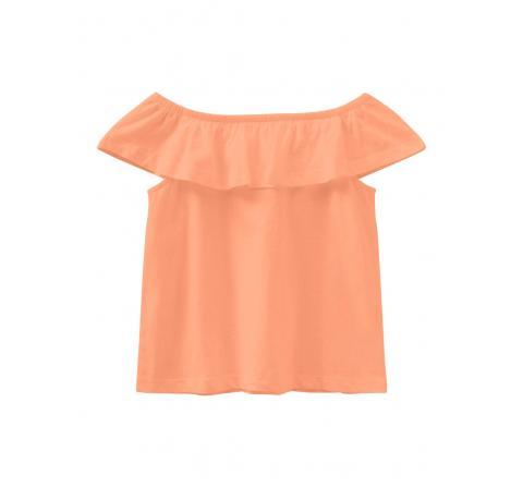 Name it kids niÑa nkfverita capsl top fff naranja - Imagen 1