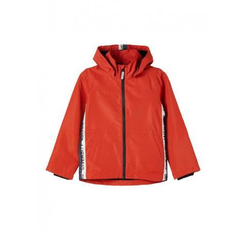 Name it kids niÑo nkmmax jacket band2 rojo - Imagen 1