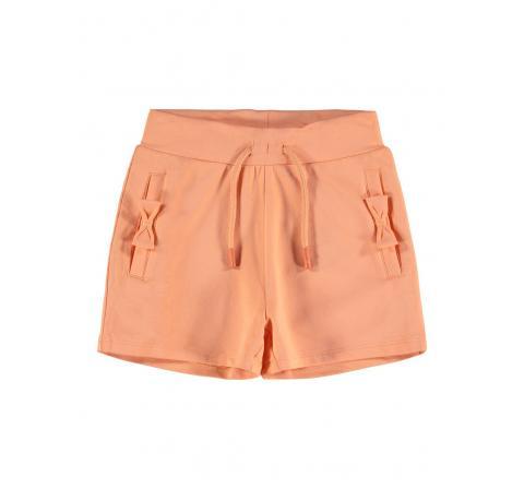 Name it mini niÑa nmffarhana light sweat shorts unb naranja - Imagen 1
