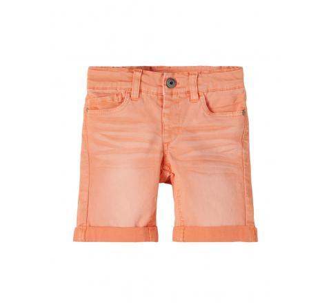 Name it mini niÑo nmmsofus twibcas long shorts df coral - Imagen 1