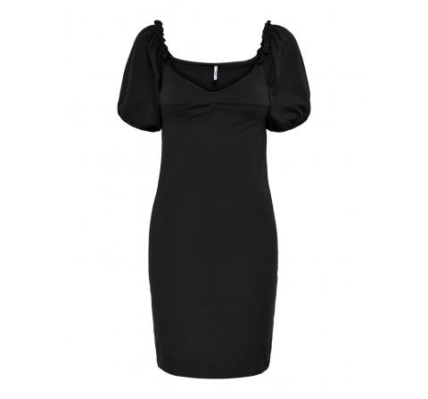Only onlniff life s/s dress jrs negro - Imagen 1