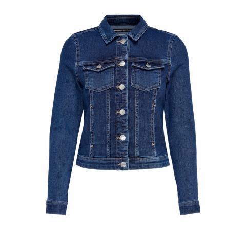 Only onlwonder life ls jacket bb pim003 denim medio - Imagen 1