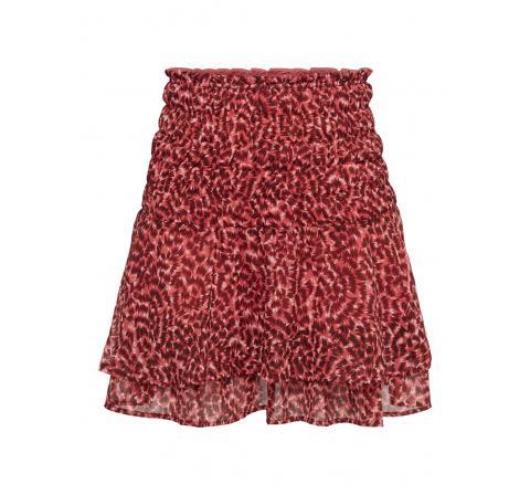 Only onlmarguerite skirt wvn rosa - Imagen 1