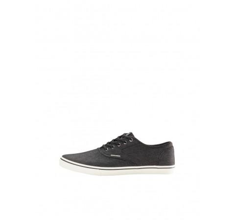 Jack&jones footwear jfwheath denim anthracite gris - Imagen 1
