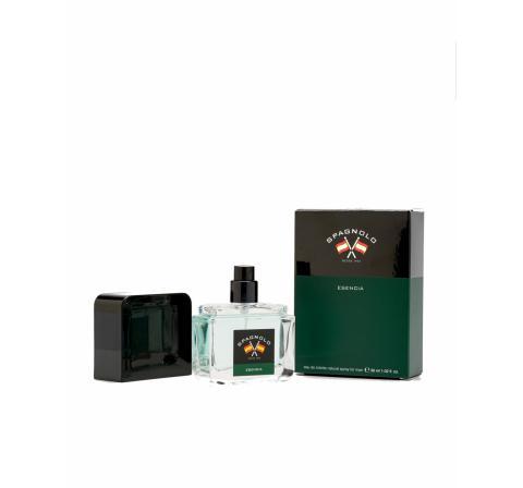 Spagnolo hombre perfume esencia spg 2309 verde - Imagen 2
