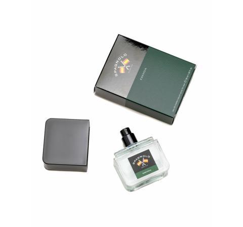 Spagnolo hombre perfume esencia spg 2309 verde - Imagen 3