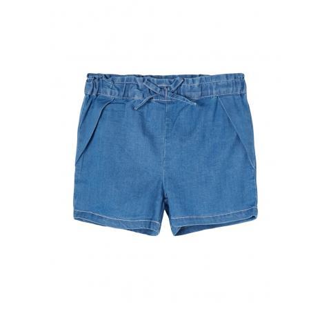 Name it mini niÑa nmfbecky dnmbatas 2499 shorts denim medio - Imagen 1
