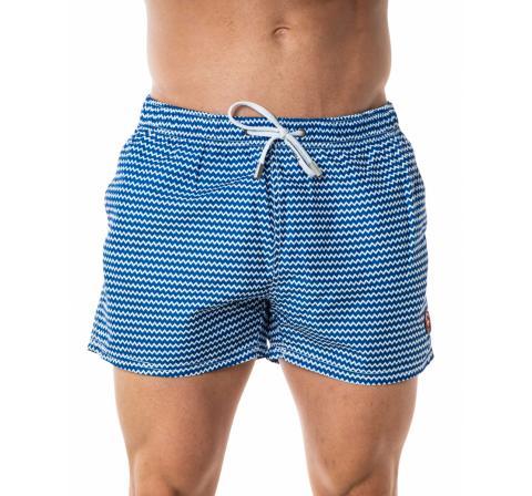 Spagnolo hombre bd estampado azulon - Imagen 1