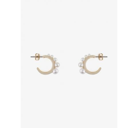 Pieces pclopa creol earrings oro - Imagen 1