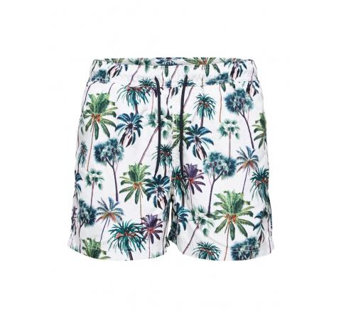 Selected noos slhclassic aop swimshorts w blanco - Imagen 1