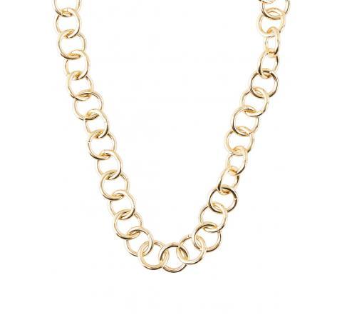 Pieces pctasha necklace pb oro - Imagen 1