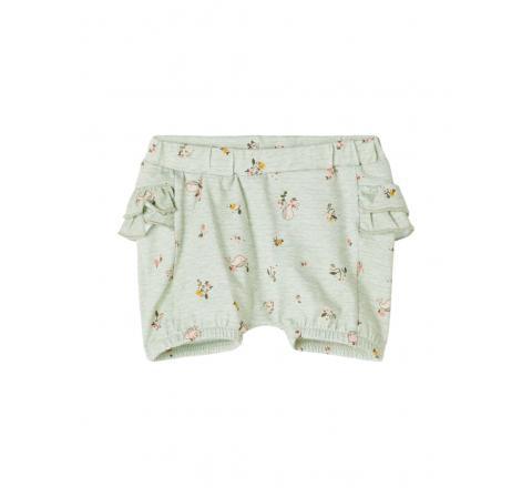 Name it baby niÑa nbffeline shorts gris - Imagen 1