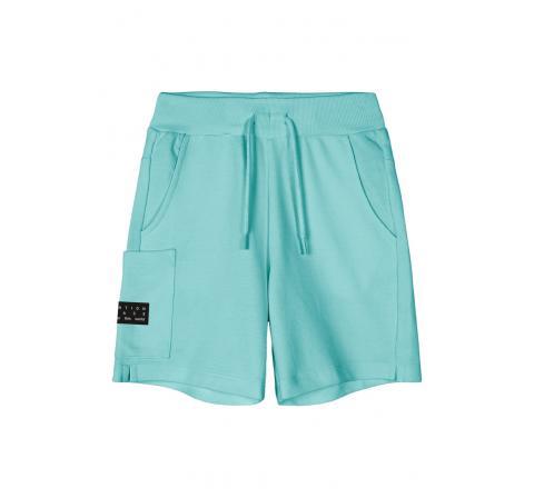 Name it kids niÑo nkmvasse swe shorts unb  h celeste - Imagen 1