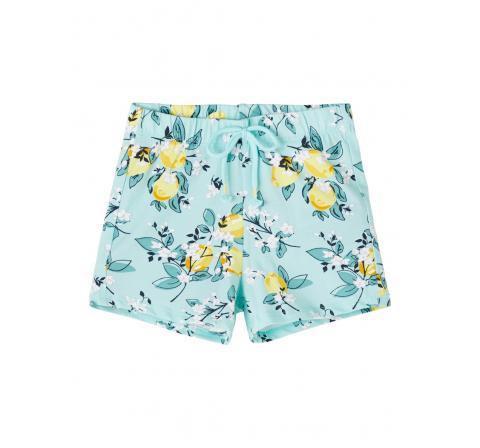 Name it mini niÑa nmfhabee shorts celeste - Imagen 1