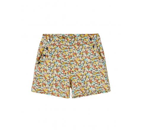 Name it kids niÑa nkfhalli ida shorts coral - Imagen 1