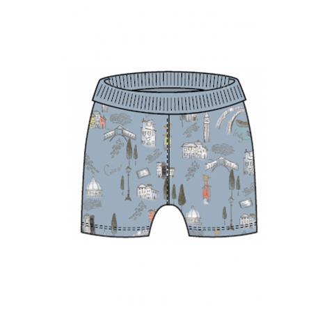Name it baby niÑo nbmhelge shorts celeste - Imagen 2