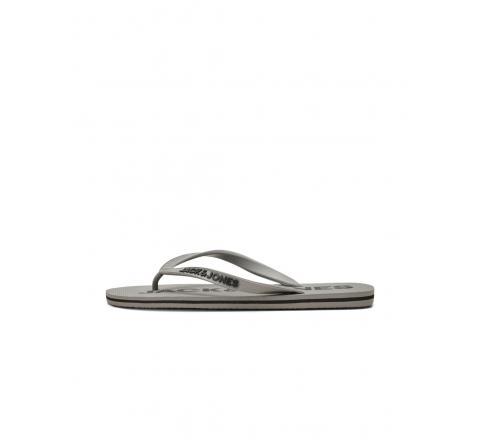 Jack&jones footwear jfwlogo pack flip flop gris - Imagen 4
