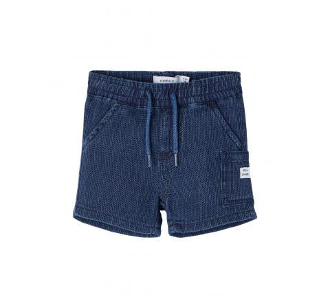 Name it baby niÑo nbmryan dnmatan 3501 long shorts denim oscuro - Imagen 1